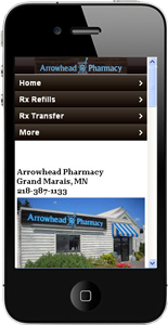 Arrowhead Pharmacy - Mobile Web