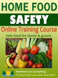 Home Food Safety Training