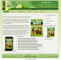 Home Food Safety Website