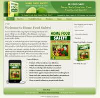 Home Food Safety Website