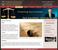Brainerd MN Attorney Lawyer Rick Kreutzfelt - Disability Claims