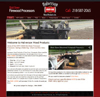 Skid Steer Firewood Processing Attachment
