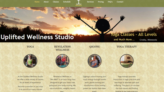 Crosby MN Yoga Classes