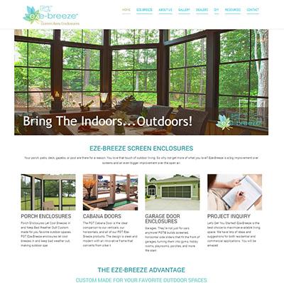 Screen Area Enclosures - Minnesota
