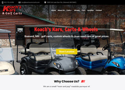 Golf Carts for sale in Brainerd, Minnesota